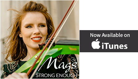 strong enough now available on itunes